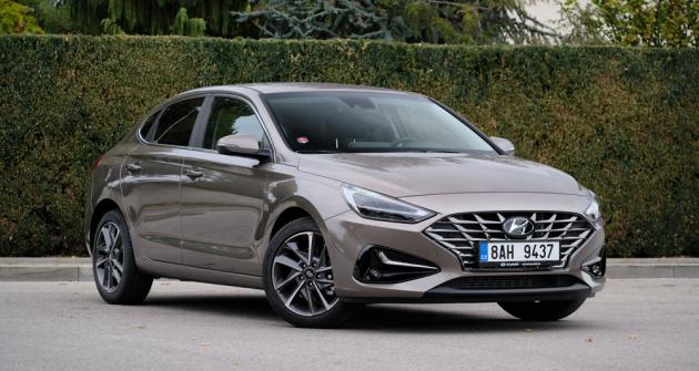 Hyundai i30 Fastback 1.5 T-GDI IMT Style
