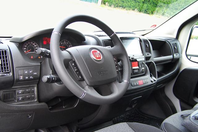 Fiat Ducato Maxi 2.3 MTJ L3 H2