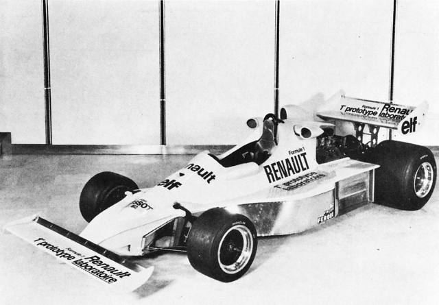Alpinehttps://www.automobilrevue.cz/obrazek/5fd67cd337ba5/09-alpine-a500-proto-1976.jpg A500 aneb Prototype Laboratoire Renault, první představení Renaultu pro formuli 1 v prosinci 1976