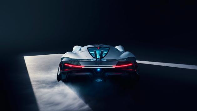 Jaguar Vision Gran Turismo SV Concept