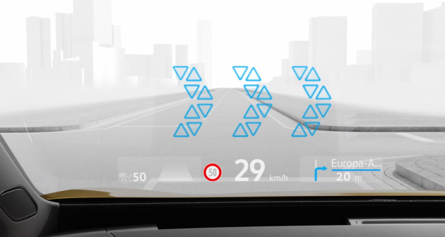 Augmented-Reality-Head-up-Display (AR-HUD)
