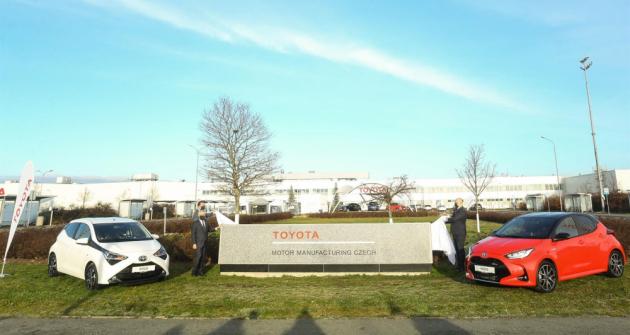 Toyota Motor Manufacturing Czech Republic