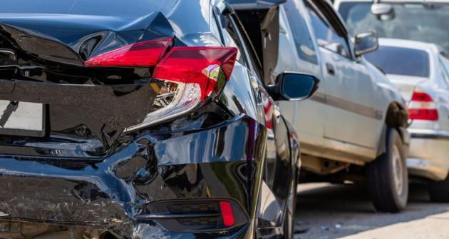 Dopravní nehody v roce 2020