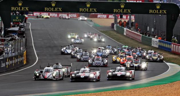 Chladnější počasí adelší noc – dva základní rozdíly konání 24h v Le Mans v září místo včervnu