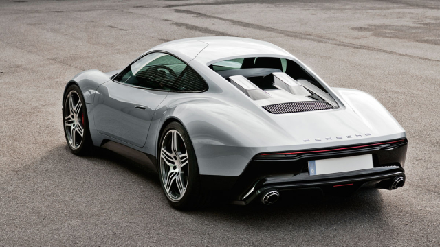 Koncept založený na konceptu: 904 Living Legend (2013) vychází z Volkswagenu XL Sport osazeného motocyklovým dvouválcem