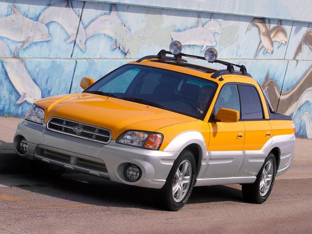 Na základě druhé generace vznikl pick-up Baja, který se prodával i v České republice