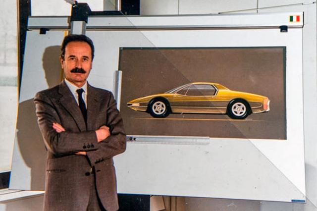 Aldo Brovarone (1926–2020); dobře skrytá legenda italského designu