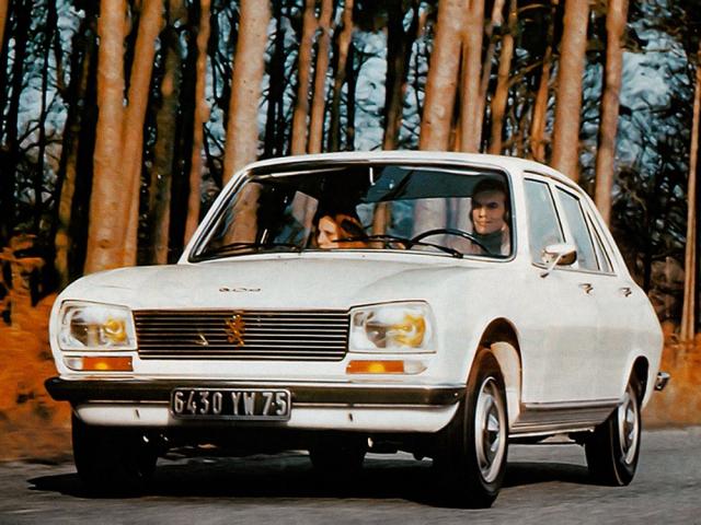 Oči Sophie Lorenové – tak překřtil Sergio Pininfarina přední světlomety Peugeotu 504