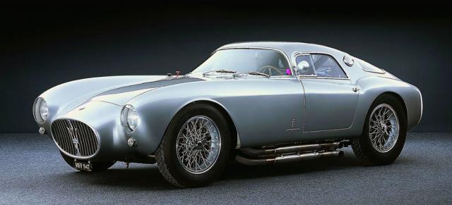 Maserati A6GCS Pininfarina Coupe 1954