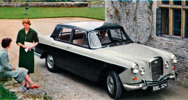 V roce 1959 vyjel první velký Wolseley 6/99 střílitrovým šestiválcem akaroserií podle návrhu Pininfarina (1959–1961)