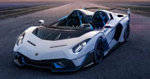 Lamborghini SC20 je po SC18 druhým jednokusovým unikátem, který postavila závodní divize Squadra Corse přesně podle představ budoucího majitele