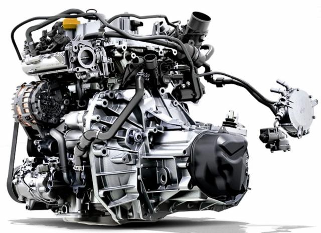 Nejsilnějším motorem pro nové Sandero je tříválec schopný provozu na benzín i LPG