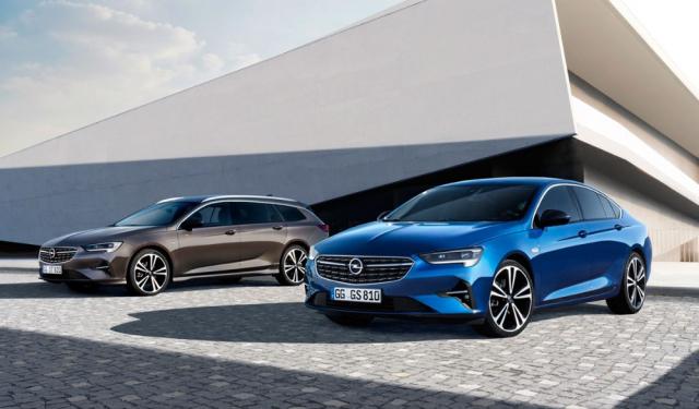 Opel Insignia je reprezentativní liftback nebo elegantní kombi Sports Tourer. Špičková osvětlovací technika, vyspělý podvozek a aktivní elektronicky řízený pohon všech kol vytvářejí z tohoto vozu ideálního společníka na dlouhé cesty. Ve verzi Insignia GSi je navíc zdrojem mimořádného potěšení z jízdy