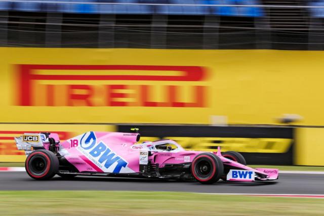 Racing Point loni získal první vítězství, letos se promění na Aston Martin Cognizant F1 Team