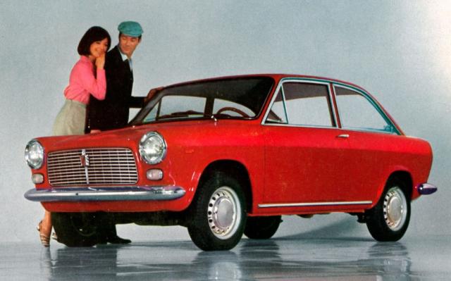 Autobianchi Primula Coupé, pátá karosářská verze prvního většího vozu malé italské značky (1965)
