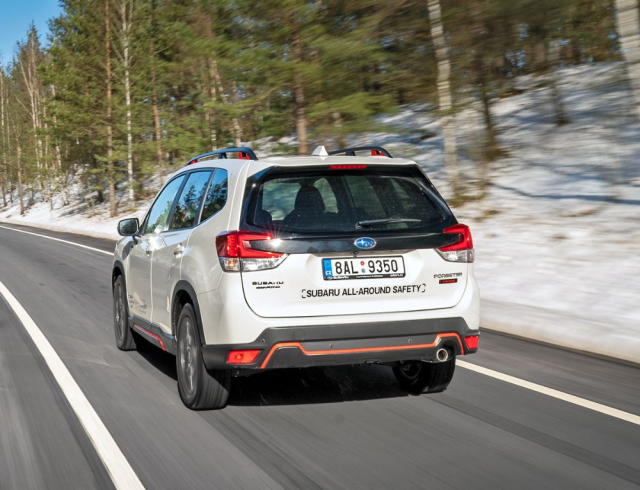 Subaru Forester e-Boxer Sport