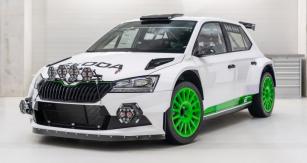 Limitovaná Fabia Rally2 evo