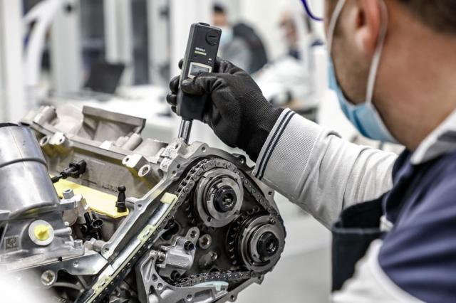 Maserati si zakládá na vysoké kvalitě produkce, součástí výrobního procesu jsou irůzné druhy kontrolních měření a zkoušek