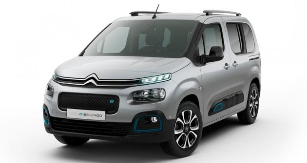 Citroën – ëlekřina pro všechny