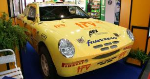 Na autosalonu v Boloni 2005 vystavovali jeden ze závodních speciálů, které toho roku proháněly soupeře na Rallye faraonů, italské a španělské Baja a dalších podnicích