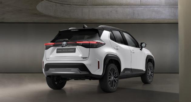 Toyota Yaris Cross Adventure