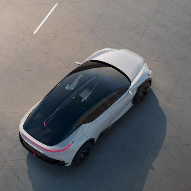 Lexus LZ-F