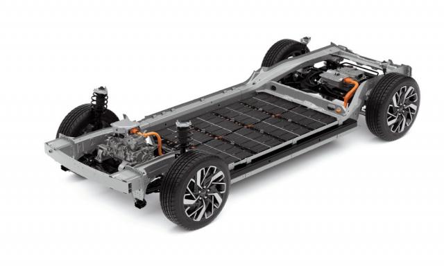 Silnou stránkou nové platformy Hyundai určené pro elektrické vozy je vysoká úroveň bezpečnosti posádky vlivem pevného rámu akumulátoru