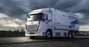 Hyundai Xcient Fuel Cell