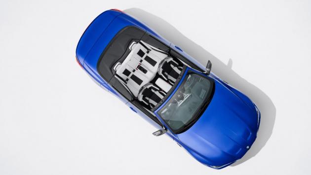 BMW M4 xDrive Convertible