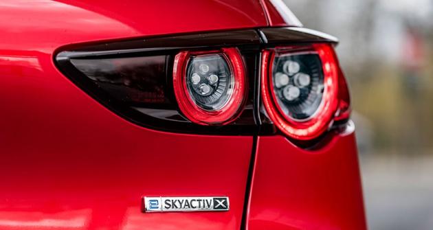 Mazda e-Skyactiv-X
