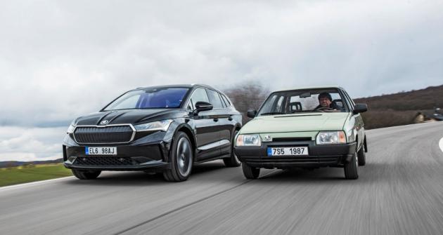 Škoda a Volkswagen: 30. výročí spojení