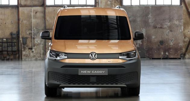 VW Caddy PanAmericana