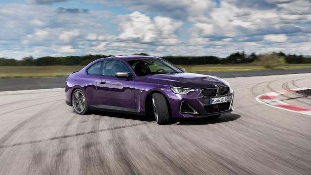 BMW Coupé řady 2