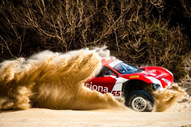 První dvě letošní XPrix se odehrály vhlubokém písku