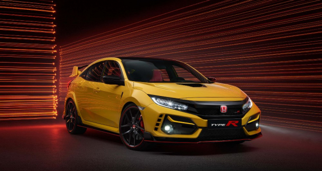 Type R Limited Edition
