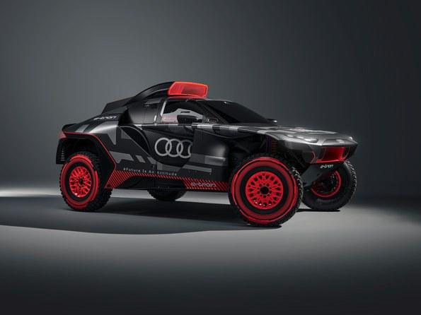 Audi Rallye Dakar
