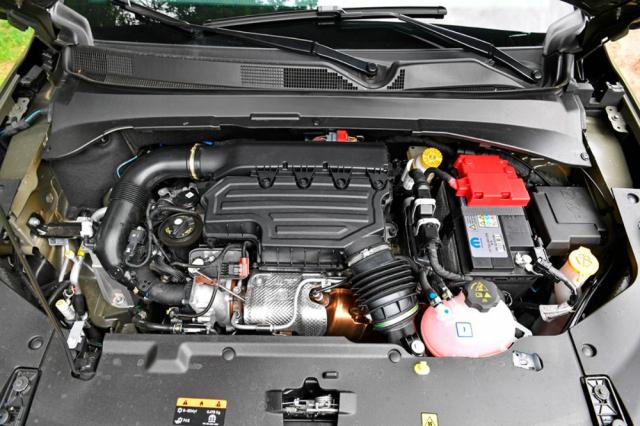 Přeplňovaný zážehový čytřválec s objemem 1,3 litru vozu uděluje slušnou dynamiku. Sladění s dvouspojkovou převodovkou však mohlo být pečlivější