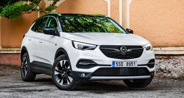 Opel Grandland x 1.5 CDTI AT8