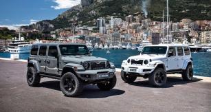 Vozy Militem Ferox v sobě nezapřou slavný základ, jímž je aktuální Jeep Wrangler v provedení JL Unlimited