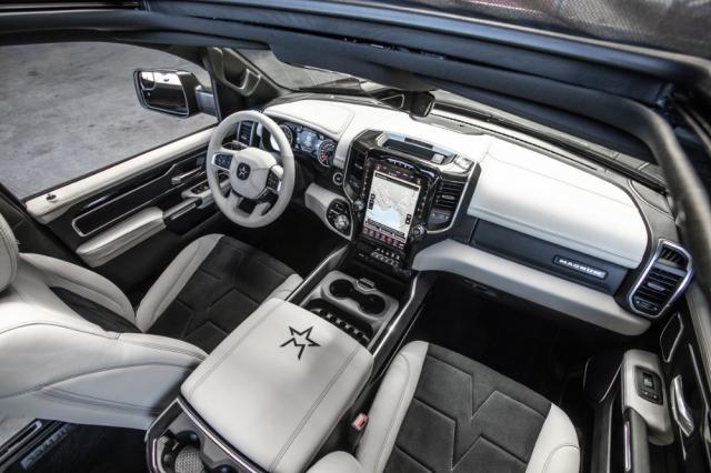 Na přečalounění interiéru každého vozu Militem se údajně využije 30m2 přírodní kůže