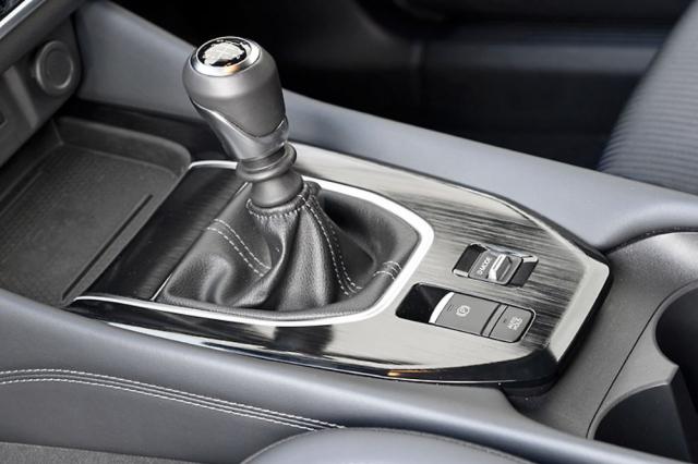 S motorem 103 kW (140 k) získáte pouze manuální, zato přesnou převodovku