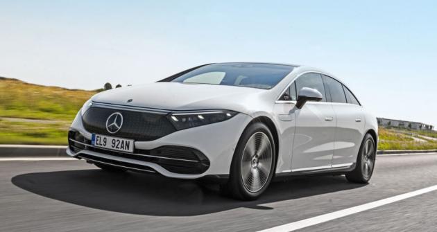 Mercedes-EQ EQS (V297)