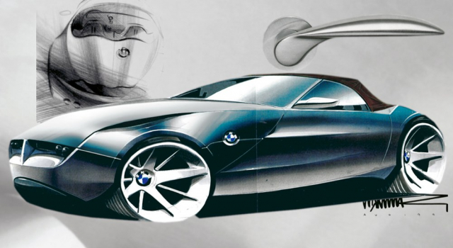 BMW Z4 navrhl pod Bangleovým vedením Anders Warming. Byl to jeden zprvních sériových vozů s designem ve stylu revolučního flame surfacingu