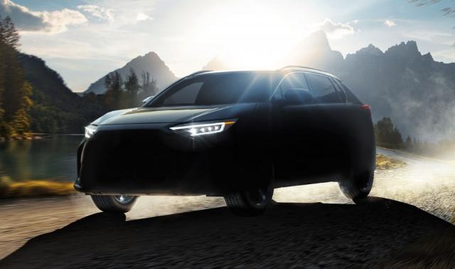 Subaru Solterra – Subaru Solterra rozšíří výrobní program klasických modelů do nového tržního segmentu, kde osloví zájemce o robustní vůz selektrickým pohonem