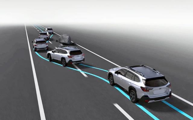 Unikátní technikou Subaru prostupuje důraz na bezpečnost, a to nejen tu pasivní, ale především aktivní. Vždycky je přeci lepší nehodě předejít, než řešit její následky