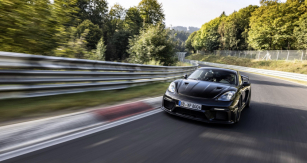 Porsche Cayman GT4 RS